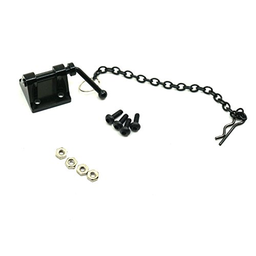 1-Set-Alloy-Metal-Trailer-Tow-Pintle-Hook-for-110-RC-Rock-Crawler-Truck-Axial-Scx10-D90-TF2