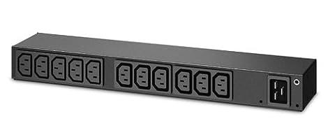 APC Rack PDU, Basic, 0U/1U, 100-240V/20A, 220-240V/16A, (13)