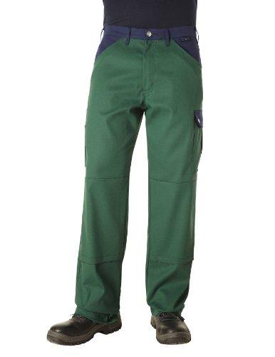 PIONIER WORKWEAR Herren 5-Pocket-Bundhose Top Comfort Stretch in royalblau (Art.-Nr. 2422)