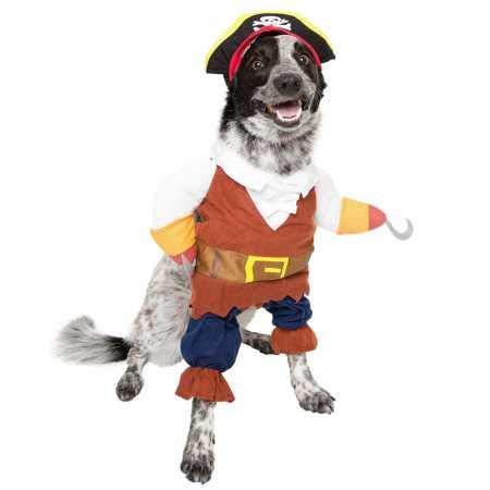 Pet Krewe Pirat Hund Kostüm-Limited Edition, Large,