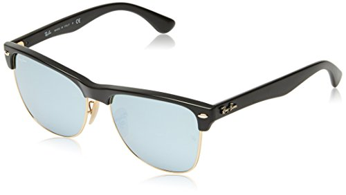 Ray-Ban-RB4175-Clubmaster-Oversize-Sunglasses-57-mm