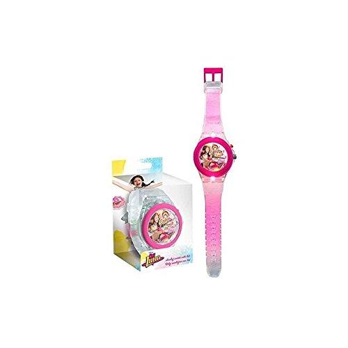 Desconocido Kids Licensing - WD18086 - Soy Luna - Reloj analógico LED