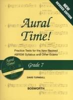 Aural Time Grade 7 Book & CD