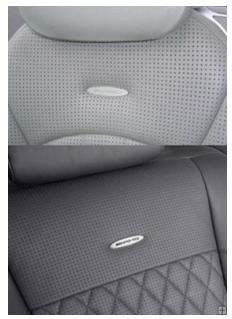 amg-sitz-von-logo-paar-in-geburstete-aluminium-oberflache