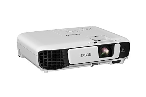 Great Buy for Epson EB-S41 SVGA 3300 lumens Projector – White Special
