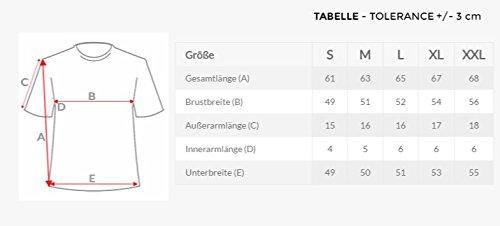 OZONEE Herren T-Shirt Kurzarm Basic Figurbetont U-Neck Shirt J.STYLE 712006 Blau