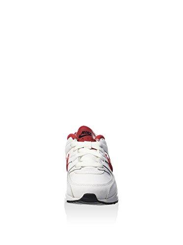 Nike Air Max Command Flex Ltr Ps, Chaussures de Running Entrainement Garçon Blanc