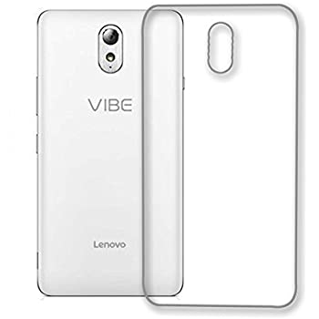 PES Exclusive Soft Silicone TPU 0.3mm Transparent Clear Case Soft Back Case Cover For Lenovo Vibe P1m