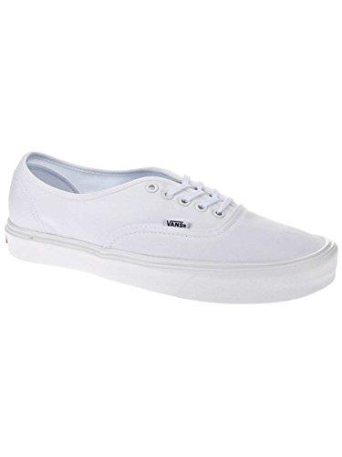 Vans U AUTHENTIC VQEV8ZI Unisex-Erwachsene Sneaker Weiß (True White W00)