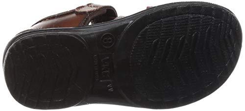 VKC Pride Boy's Brown Outdoor Sandals-9 UK (27 EU) (10.5 Kids US) (2000524409BRN)