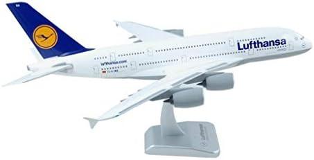 Airbus A380-800 LUFTHANSA, enregistreHommes t D-AIMA maquette avion échelle 1:200 | Matériaux Soigneusement Sélectionnés
