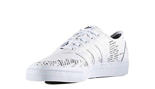 Zapatillas Bajas Negro De Adidas Blanco Gazelle Mujer Deporte qIZwf75w