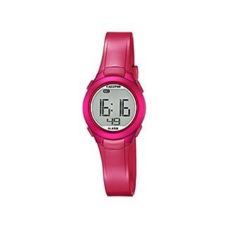 Calypso K5677/4 – Reloj de Pulsera Unisex, Plástico, Color Rosa