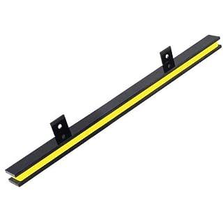Alkan 22324 Extra starke Magnetleiste Magnetschiene / MAGNETHALTER mit hohe Haftkraft 600 mm zum aufbewahren von Werkzeugen Messer etc.