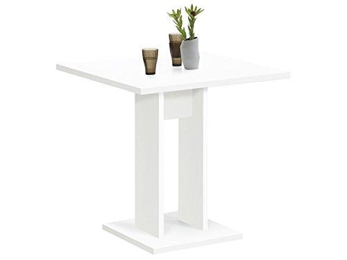 """Esszimmertisch Küchentisch Esstisch Holztisch Speisetisch Tisch \""""Yvette I\"""" Weiß"""