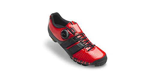 Giro SICA Techlace Damen MTB Fahrrad Schuhe rot/schwarz 2019: Größe: 40 -