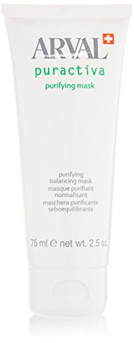 Arval Puractiva Purifying Mask 75 ml maschera purificante seboequilibrante
