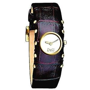 D&G R1702.2 – Reloj de Señora Movimiento de Cuarzo con Correa