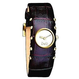 D&G R1702.2 – Reloj de Señora Movimiento de Cuarzo con Correa Piel