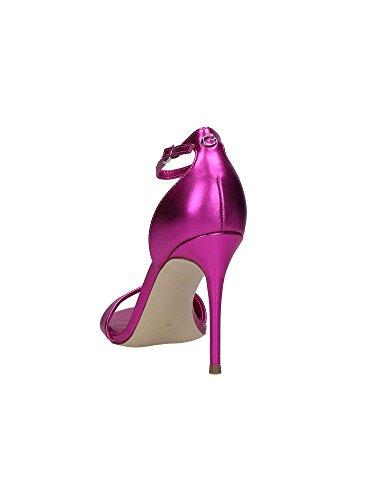 Guess Footwear Dress Sandal, Scarpe con Cinturino Alla Caviglia Donna Rosa (Medium Pink)