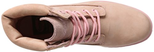 Dockers by Gerli 40cu201-300760, Stivali Desert Boots Donna Rosa