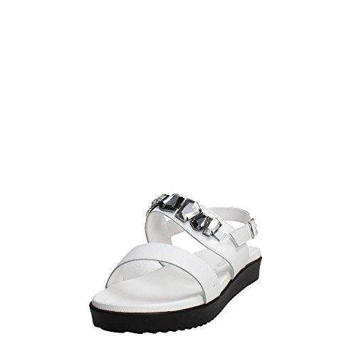 Pregunta IAF 2595-1 002 Sandalo Donna Bianco