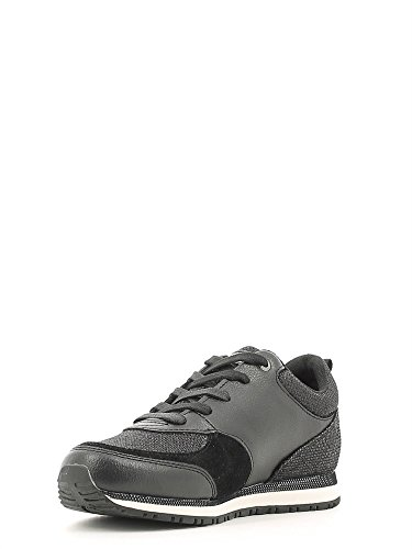 Sneakers Flree3 Senhoras Couro lea12 Acho Preto fBwqC1YYz