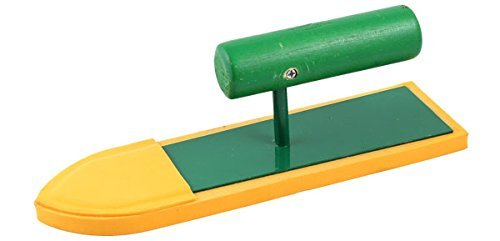 31t3QJDHQ2L - DealMux Enlucido Esponja flotador revoque de cemento acabado con llana 22,5 cm x 6,5 cm