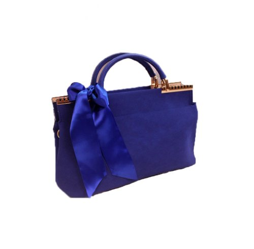 Gaorui, Borsa a spalla donna Blu