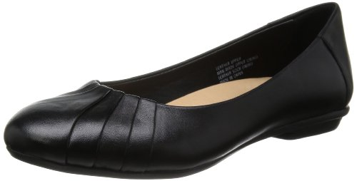 Earth Bellwether Cuir Chaussure Plate Black