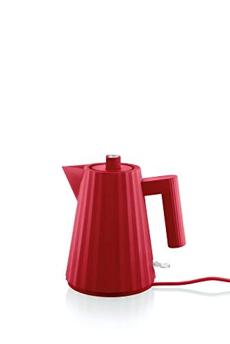 Plisse', Elektrischer Wasserkocher 1 Ltr. Rot
