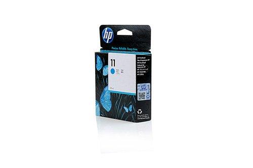 HP Original C4836A / 11, für Business Inkjet 2250 XI Premium Drucker-Patrone, Cyan, 2350 Seiten, 28 ml -