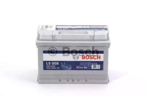 Bosch L5008 Batterie décharge lente - Loisirs, Camping-Cars, Bateaux