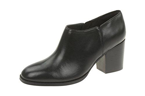 Clarks Damenschuhe - elegante Slipper OTHEA ADA Schwarz