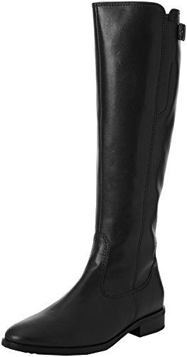 Gabor Shoes Damen Comfort Sport Stiefel, Schwarz (57 Schwarz (Micro)), 39 EU
