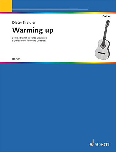 Warming Up Git. Guitare