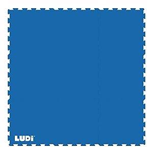 Ludi - 90007 - Colchoneta de Espuma para Deportes y Ocio