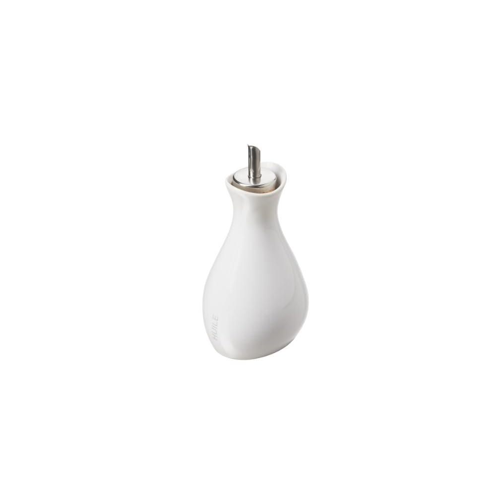 Revol 645252 L Flasche Mit Ausgieer Porzellan Wei 250 Ml