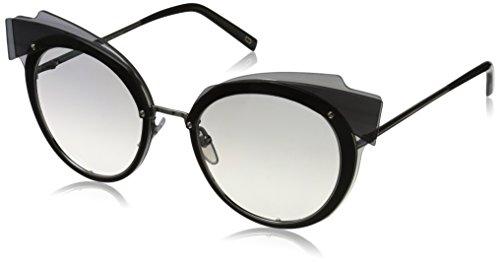 Marc Jacobs Damen MARC 101/S FU 010 66 Sonnenbrille, Palladium/Gry Sf Slv Sp, -