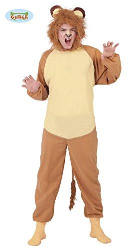 Imagen de disfraz leon para hombre talla l = 52 54