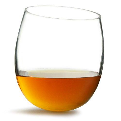 Whisky Rocker Glasses 10.5oz / 300ml by bar@drinkstuff - Set of 2 | Gift Boxed | Whiske...
