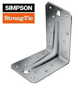 Simpson ACR Angle connecteur avec Multi-V 70x 70x 55x 1,5acr7015