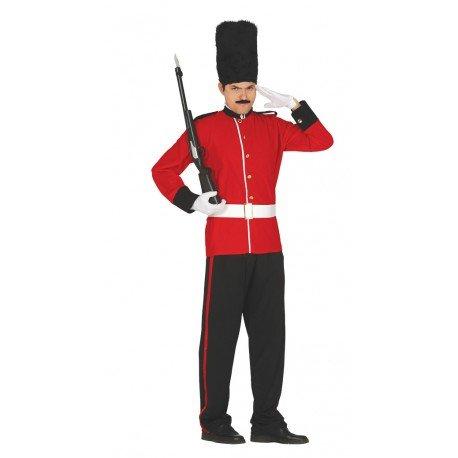 Britischen Royal Guard Soldat Kostüm Bewachung der Königin von England