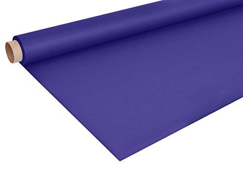 Bresser Fond en papier rouleau (1,35 x 11 m) chromakeyblau/Bleu...