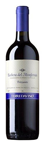 Terre da Vino - Barbera Monferrato D.O.C. Rosso - 2015 - 1 Bottiglie da 750 ml