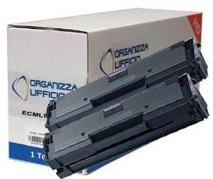 2 toner compatibili per samsung durata ***1.800*** pagine alta capacita' al 5% di copertura: xpress m2020, m2020w, m2022, m2022w, m2070, m2070f, m2070fw, m2070w. mlt-d111s