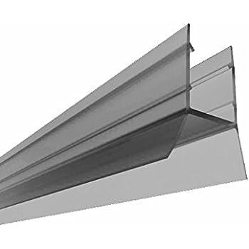 bodendichtung f r 6 8 mm glasscheiben nr 55 140 cm dichtung dichtleiste duschdichtung. Black Bedroom Furniture Sets. Home Design Ideas