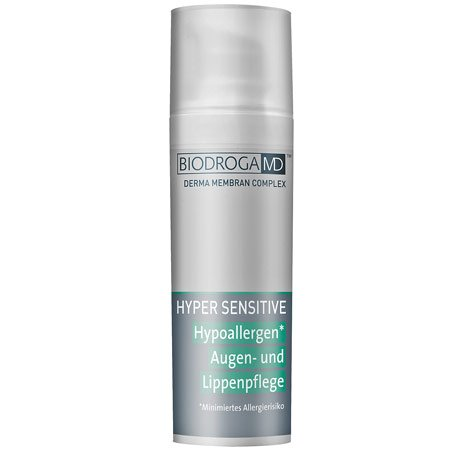 Biodroga - BIODROGA MD™ - HYPER SENSETIVE - Soin des yeux et des lèvres - 30 ml