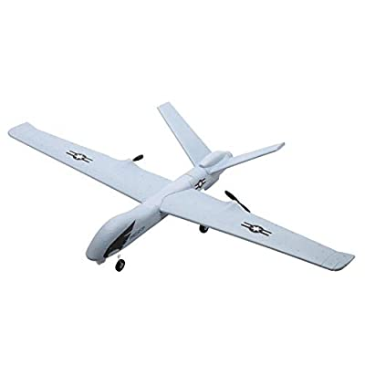 Kbsin212 Electric rc glider plane Airplane Toy ?DIY Glider RC Airplane Remote Control Electric Glider Plane Inertia Aircraft Drones Toy ?Drone Z51 660mm Wingspan 2.4G 2CH EPP RTF Built-in