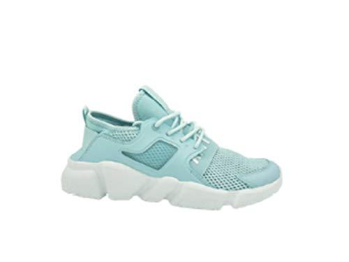 LEGEA Boza Sneakers Celeste Scarpe Donna Running Sportive Athletics